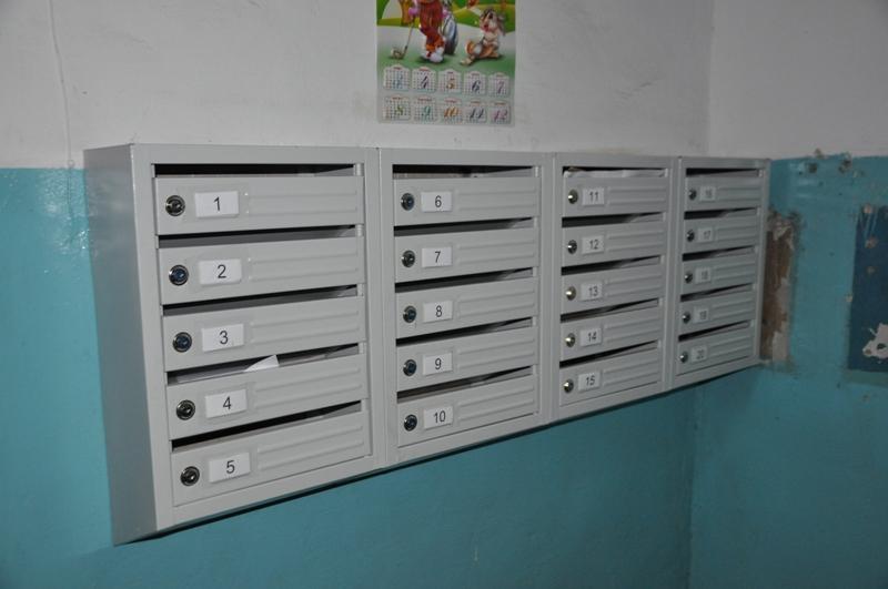 фото почтовые ящики