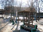 """Сквер возле РК """"Фабрика"""""""