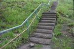 лестница по ул. Сабанеева,13