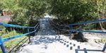 Ремонт лестниц в Первореченском районе продолжается