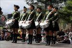 Праздник в честь Дня Победы прошел в Первореченском районе
